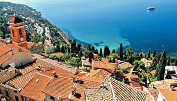 Hôtel vue sur la Mer à Nice
