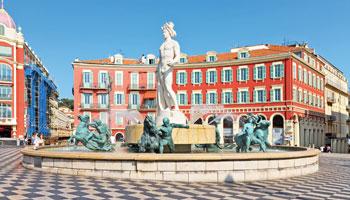 Hôtel à Nice centre ville