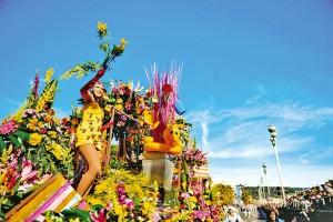 Carnaval de Nice édition 2016