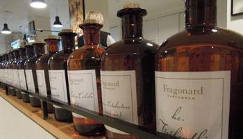 Visite Usine Fragonard à grasse proche Le Royal***