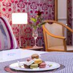 Chambre de l'hôtel Le Royal à Nice