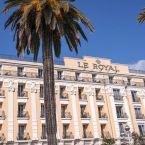 L'hôtel*** Le Royal à Nice