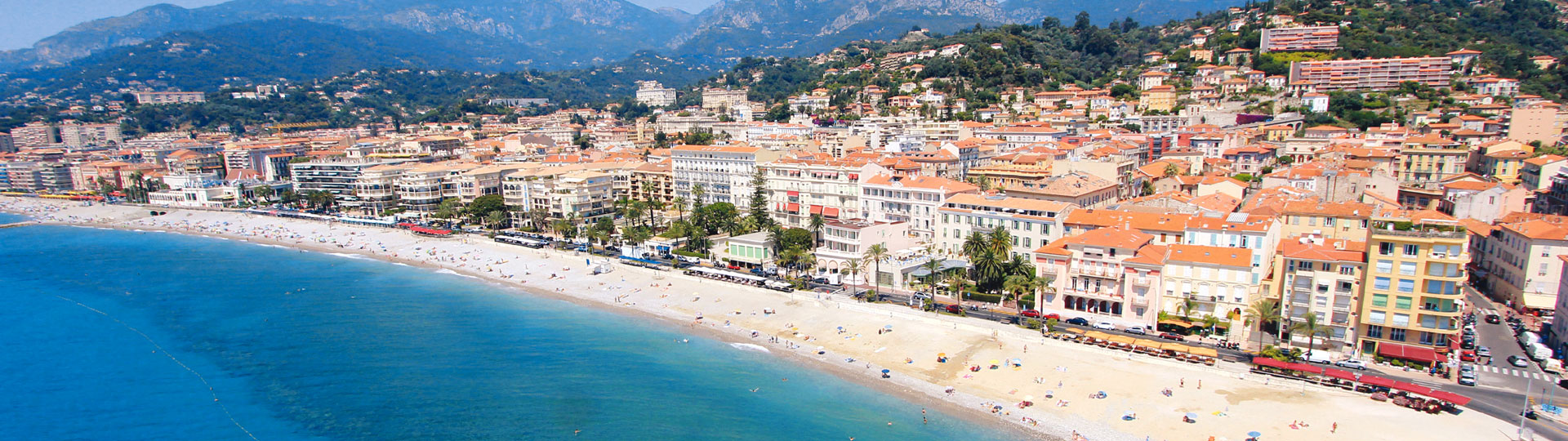 Hôtel sur la french Riviera à Nice
