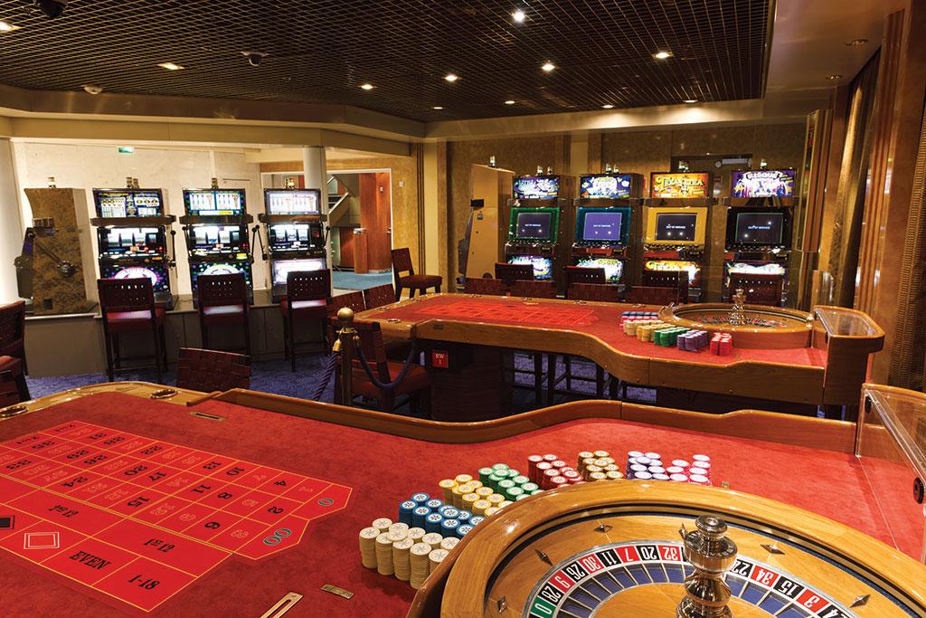 Casino à Nice sur la French Riviera