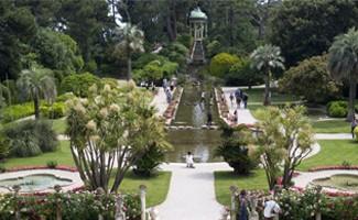 jardin de Villa Ephrussi de Rothschild