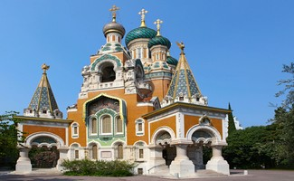 eglise russe nice
