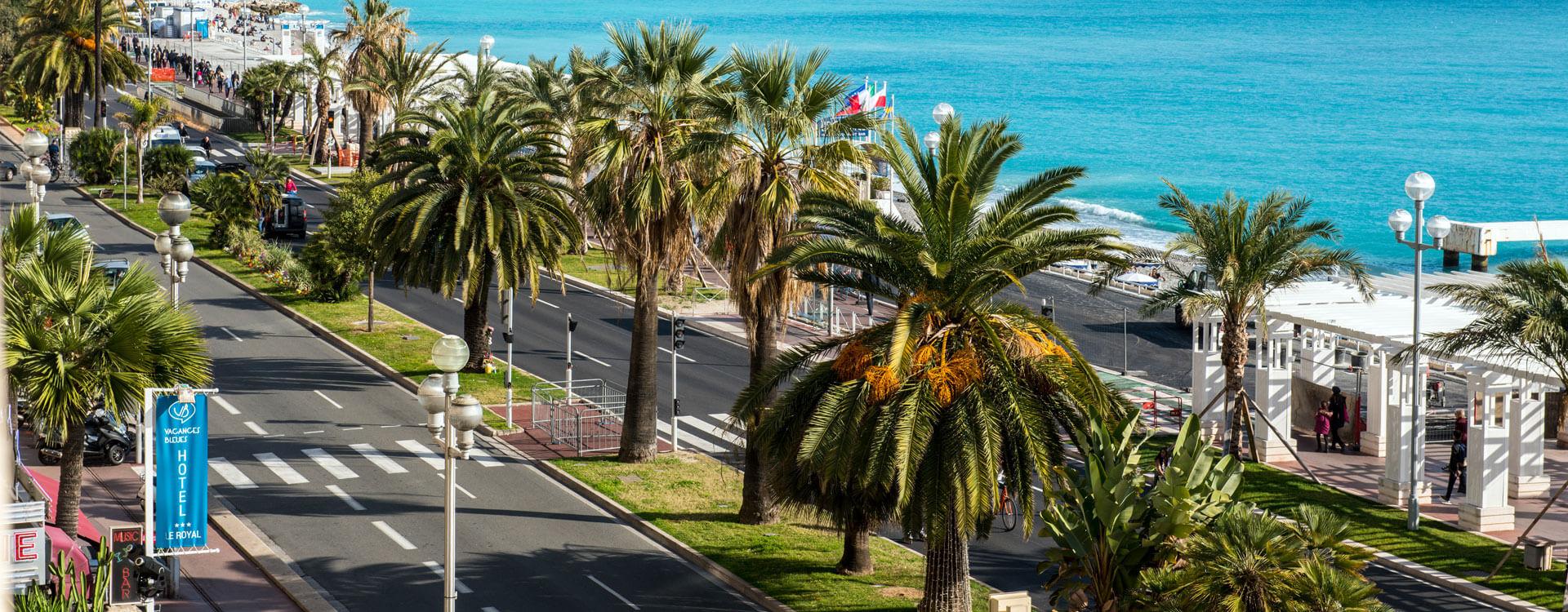 Actualités - Hôtel*** Le Royal à Nice