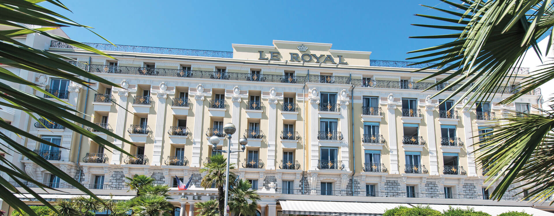 Hôtel*** Le Royal à Nice