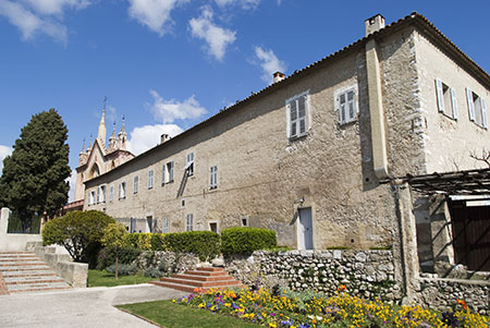 Monastère Cimiez Nice