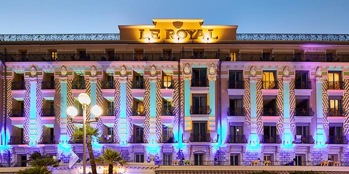 Royal Hôtel promenade des anglais