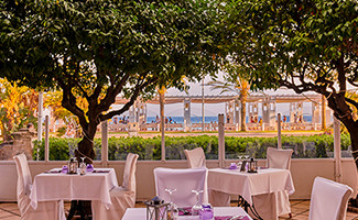 royal nice terrasse soiree