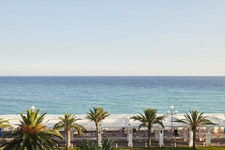 Le Royal Nice vue mer