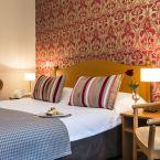 Chambre de l'hôtel le Royal sur la French Riviera à Nice